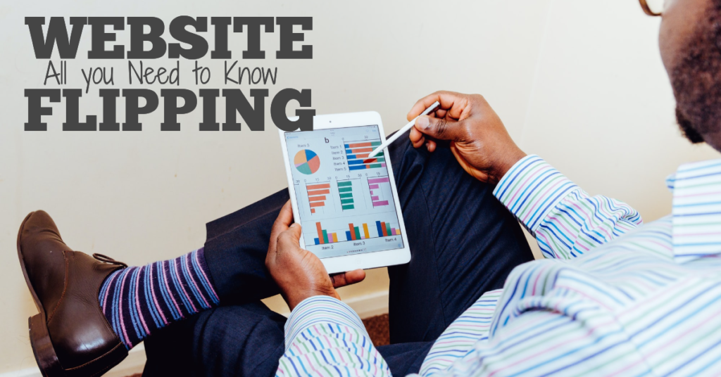 Website Flipping Business - Featured Image